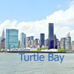 New York Real Estate Turtle Bay as viewed from Long Island City.