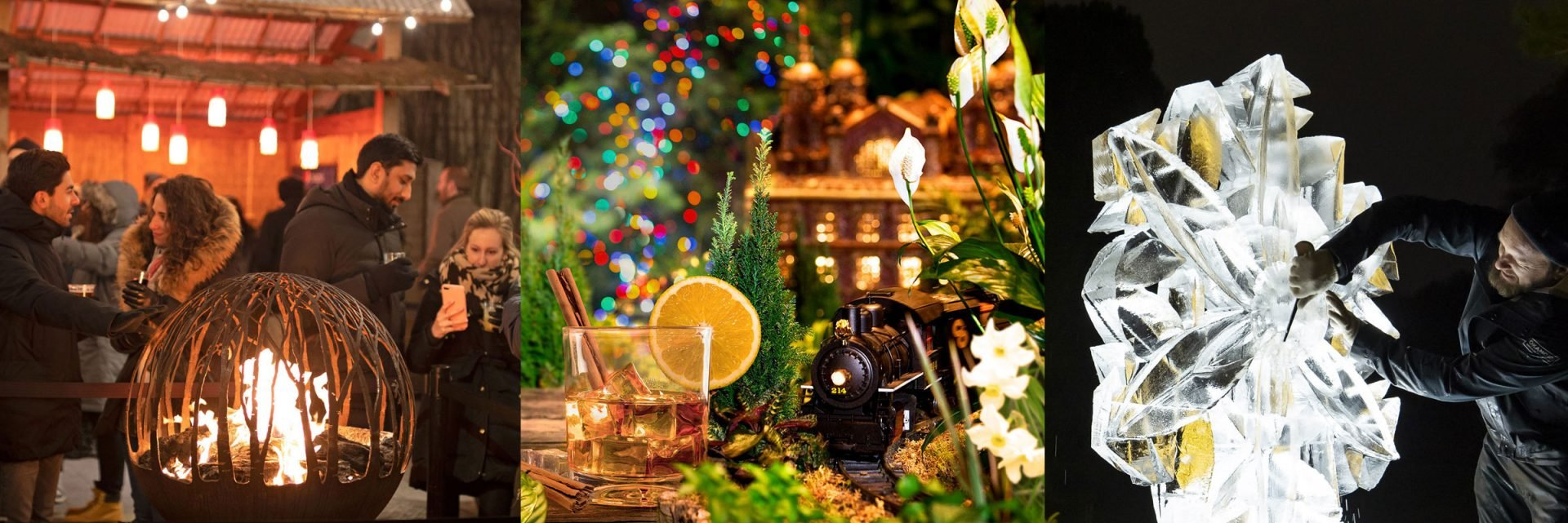 Holiday Hot Tickets: Joy to the World with Heart Warming NYC Activities - NYBG Holiday Train Show