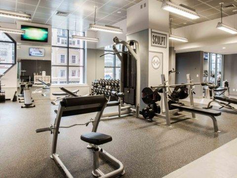 The Ritz Plaza _ 235 W 48th Street Unit 22L Fitness Center