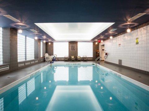 The Ritz Plaza _ 235 W 48th Street Unit 22L Pool