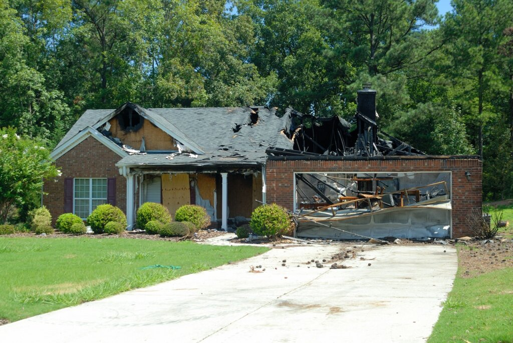 Sell Your Home Fast After Fire