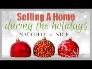 Selling Your Home During the Holidays www.webuyhousescascadeatlanta.com