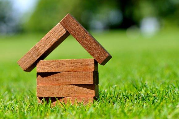 Northwest Home Buyers Log Cabin