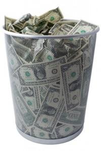 trash-can-money