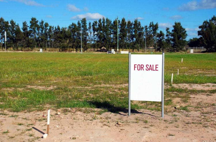 low-risk real estate business investing in land