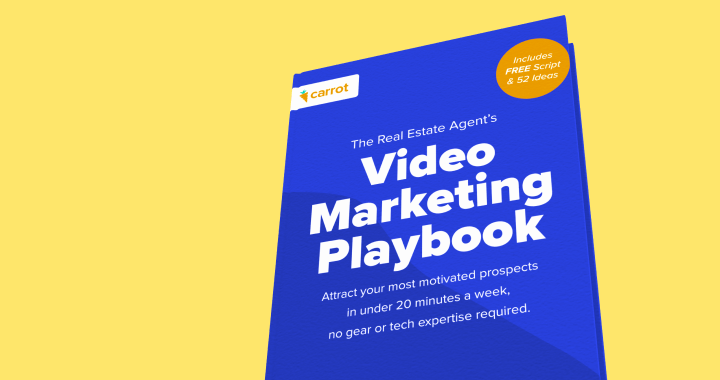 The Real Estate Agent's Video Marketing Playbook featured image
