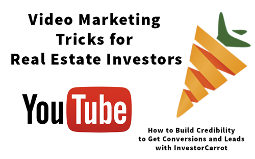how to make youtube real estate videos
